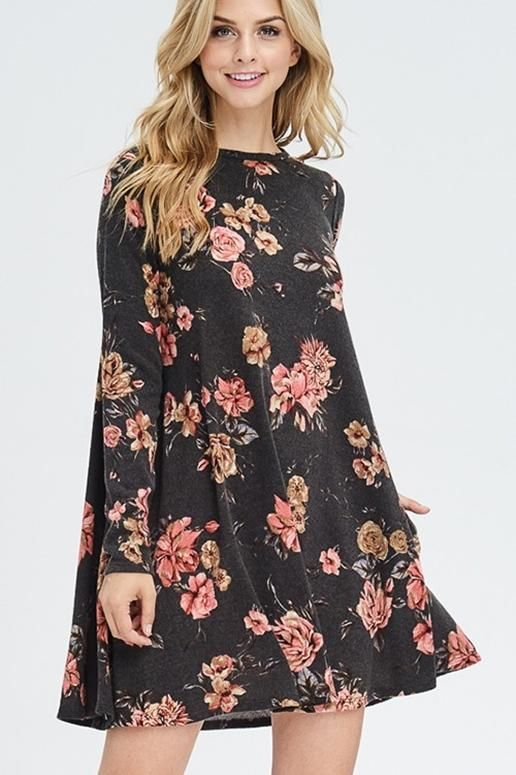 floral printed